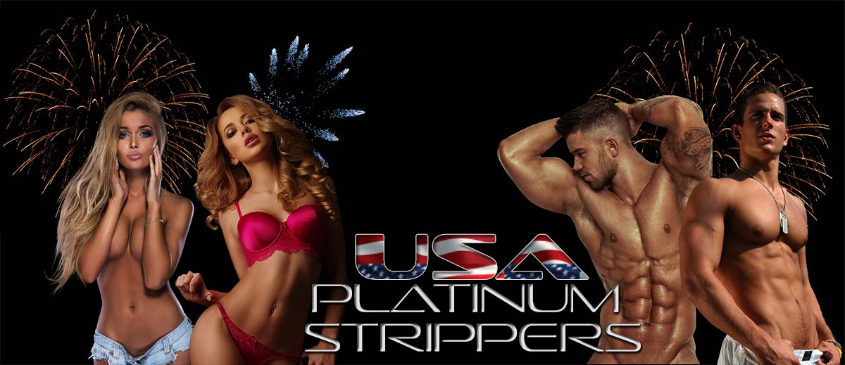 USA Platinum Strippers - Male & Female Bachelor & Bachelorette Dancers